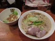 131016濃菜麺