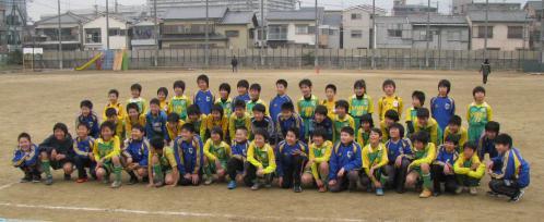 交流戦(氷見FC)