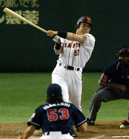 松井2002年