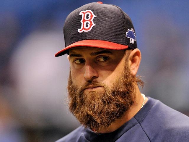 Mike Napoli 縁