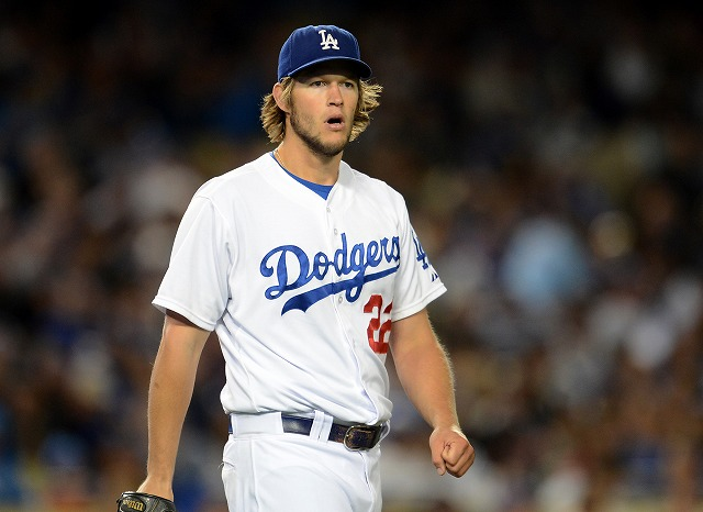 Clayton Kershaw 契約