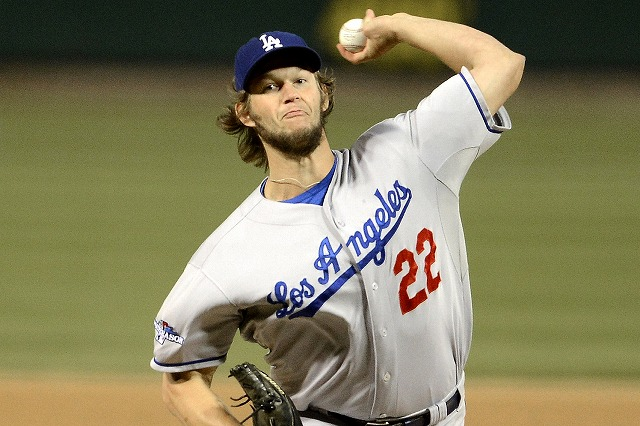 Clayton Kershaw 契約3
