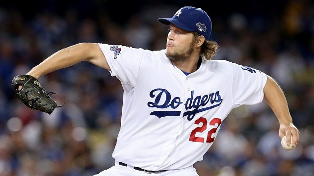 Clayton Kershaw 契約4