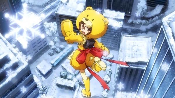 【ガンダムBF】サンライズ本社でベアッガイコンペ! チナちゃんの『ラブライブ!』μ's衣装が可愛すぎいいいい