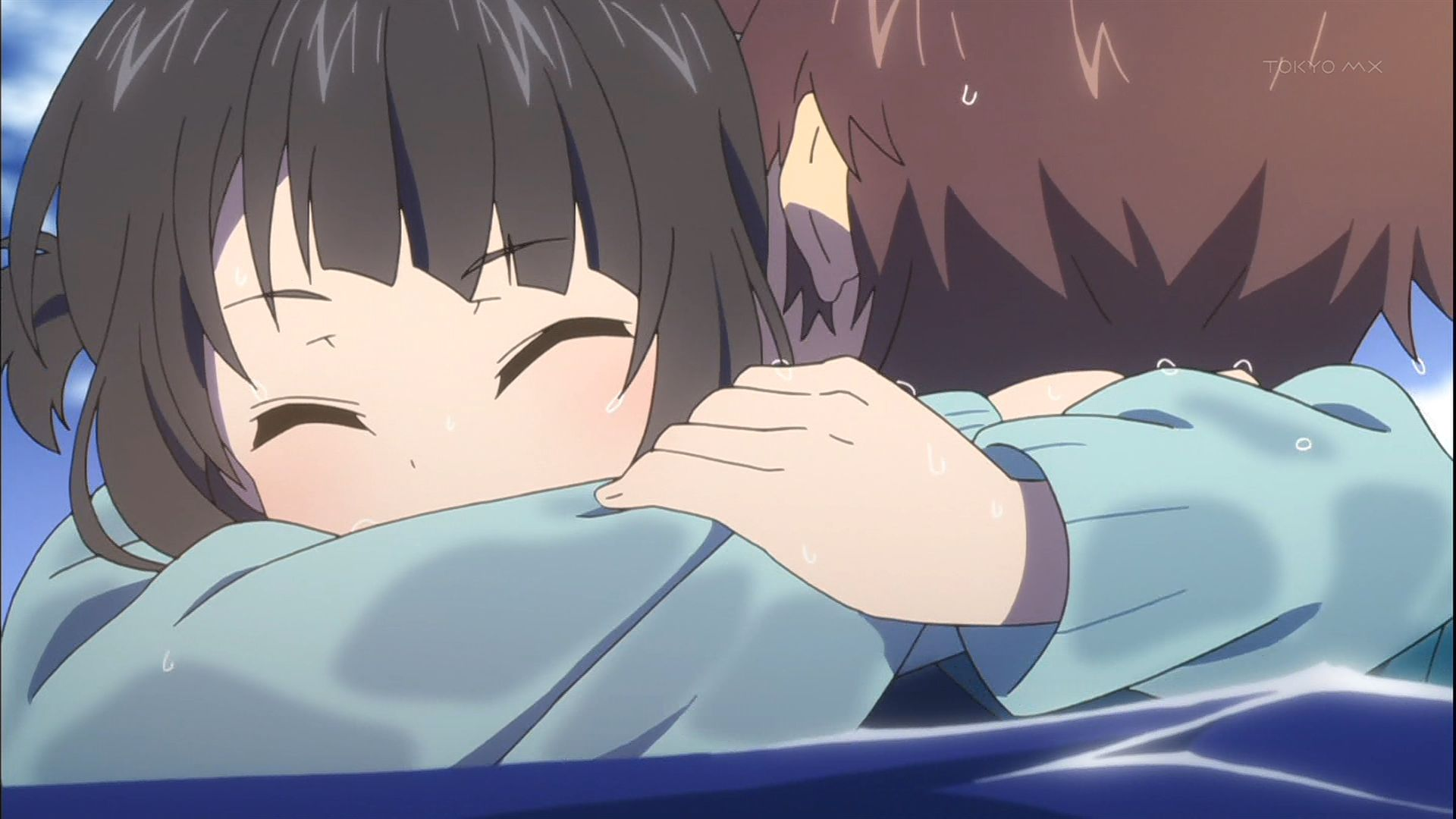 『凪のあすから』第16話・・・ここにきてハーフ設定が!!美海ちゃんきゃわきゃわ! そして奴もきたあああああ