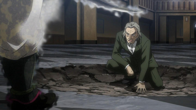 『東京レイヴンズ』 第16話・・・主人公がまったく活躍しないで、おっさんと爺さんしか活躍しないアニメ!