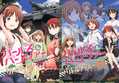 Girls und Panzer - Little Army