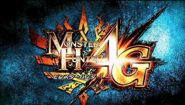 3DS「モンスターハンター4G」を発表!2014年秋発売! PVも公開!!!!