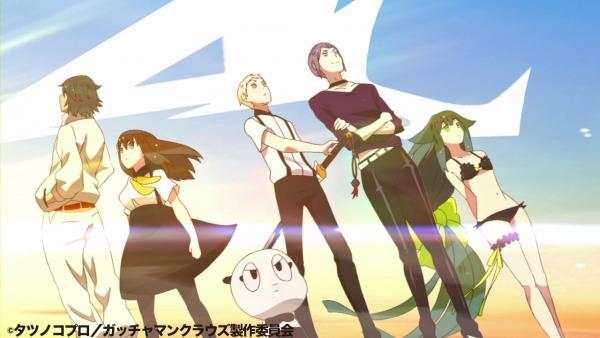 【朗報】アニメ『ガッチャマンクラウズ』続編のほかに映画制作も検討に入る