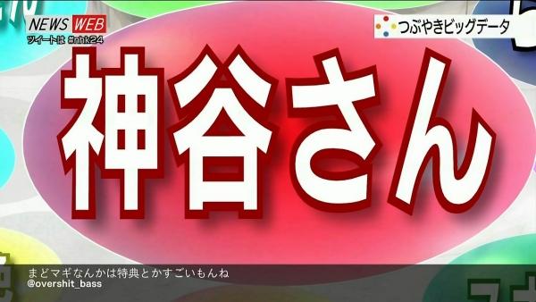 NHKで声優・神谷ヒロCが紹介されたぞ!! 「神谷さんの声はあたしの心を射止めるよ~きゅんきゅんが止まらない!」