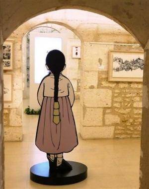 フランス国際漫画祭で日本の慰安婦強制連行否定漫画に撤去命令!韓国の慰安婦漫画は許可される  主催者「政治的な宣伝」