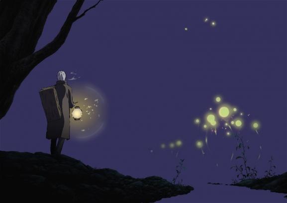アニメ『蟲師』2期決定きたあああああああ!!! 2014年4月から放送開始! 4月と10月の分割2クール
