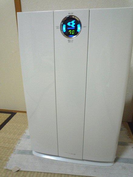 空気清浄機1P1030327