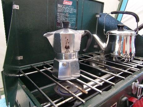 コーヒーブレイクなう。
