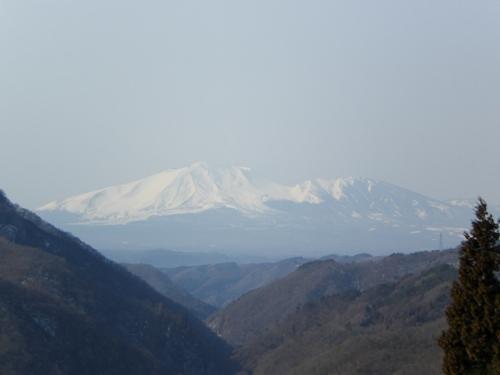 浅間山(H23.3.30朝8時)