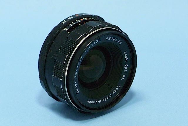 Super-Takumar 35mm 3.5