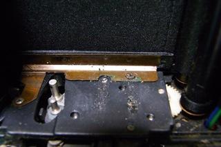 minolta SRT-101モルト汚れ1