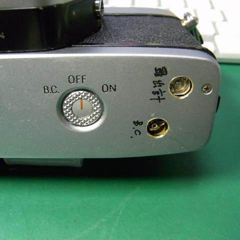 minolta SRT-101 露出調整治具