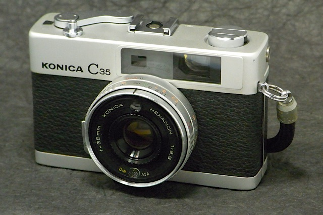 KONICA C35 AFTER