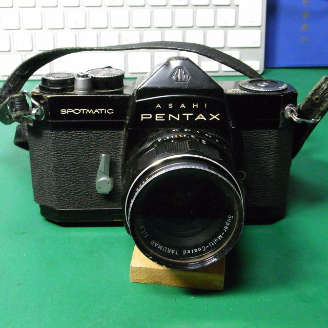 PENTAX SP(BL) BEFORE