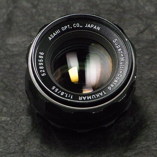 SMC TAKUMAR 55mm F1.8 1