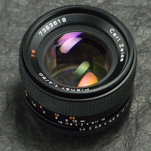Planar 50mm 1.4 MM