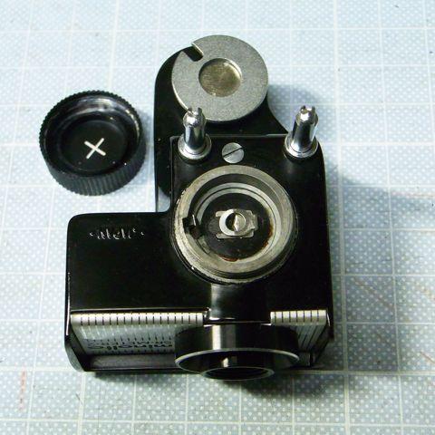 minolta SR-METER-2 UNDER VIEW