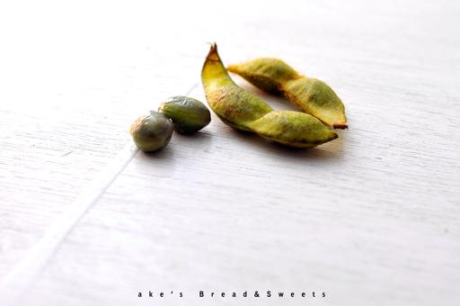 南丹産黒枝豆