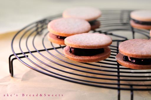 チョコサンドクッキー4