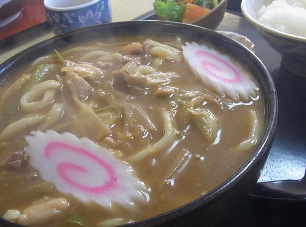 山本屋カレーうどんセット