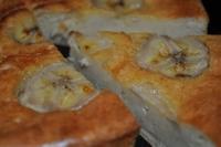 バナナヨーグルトケーキ1