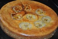 バナナヨーグルトケーキ2