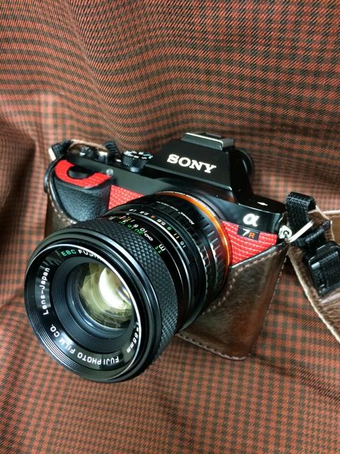 EBC FUJINON 55mm F1.8