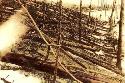 「ツングースカ大爆発」画像 (3)