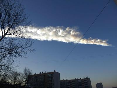 「ツングースカ大爆発」画像