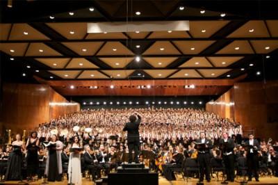 ドゥダメル「千人の交響曲」2