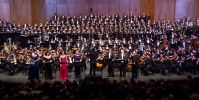 ドゥダメル「千人の交響曲」5