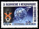 人工衛星と反核