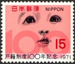 戸籍制度100年