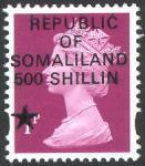 ソマリランド加刷(1998)