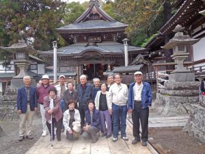 H251021秋季旅行「北向観音」参詣2