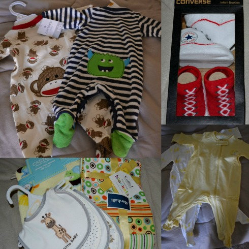 PicMonkey Collage baby goods