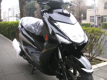'13 シグナスX-FI SR