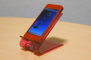 Full Red iPhone5