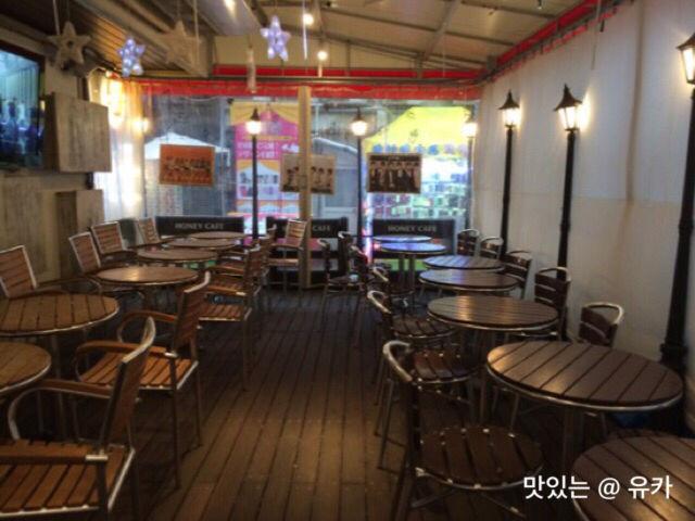 ハニーカフェ