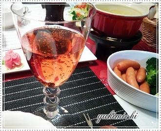スパークリングワインとクリスマスなおかず達♥