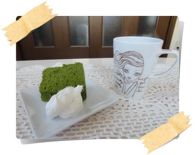 コーヒーとシフォン2