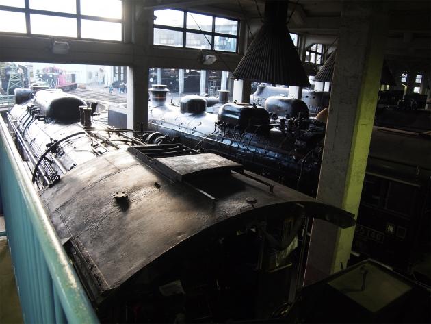 機関車15