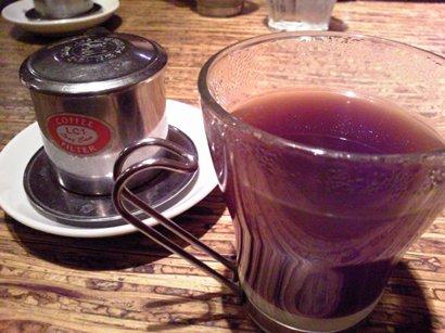 座談会ベトラムランチ(コーヒー)
