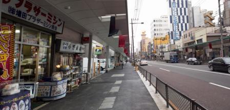 八王子商店街